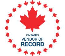 Ontario Vendor of Record Logo